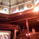 Worshipping at the McMenamin's temple to movies + beer & dinner