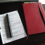 Report on first field use of LiveScribe pen & journal