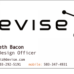 Would really appreciate getting folks' feedback on 3 possibilities for my next biz card