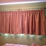 Project Sew Curtains has been delivered and deemed a success