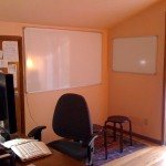 Now I do haz whiteboards—time to fill 'em up!