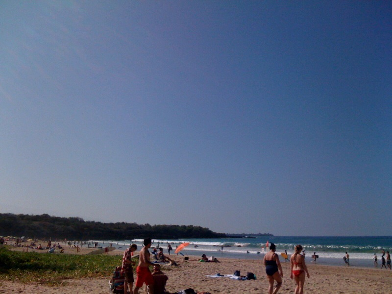 Big Island's Hapuna Beach