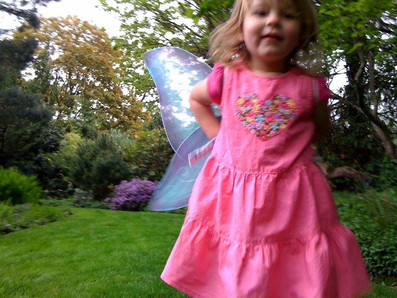 She's my fab fairy