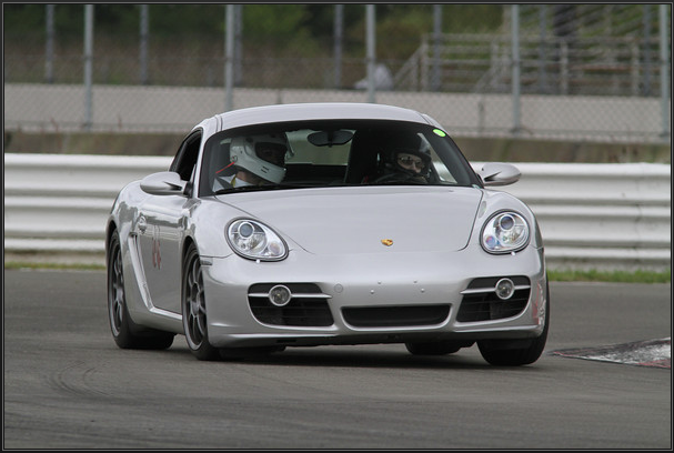 Pictures from my first track day