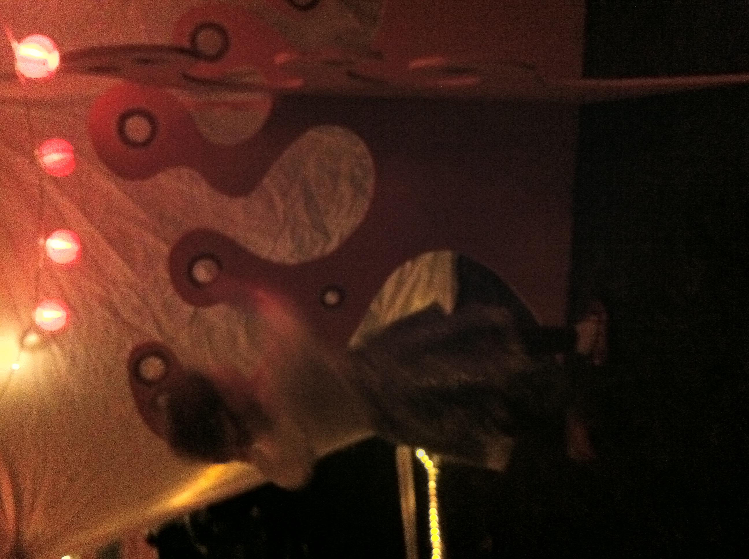 E dances it up as Dorothy at Metromorphosis, the Portland Burning Man decompression