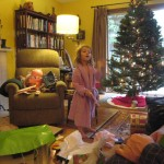 A few moments from our Christmas morning