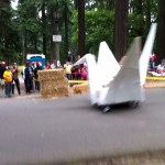 Amusement abounds at the PDX Adult Soapbox Derby