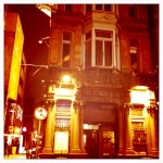 The Stag's Head, now a den of design iniquity