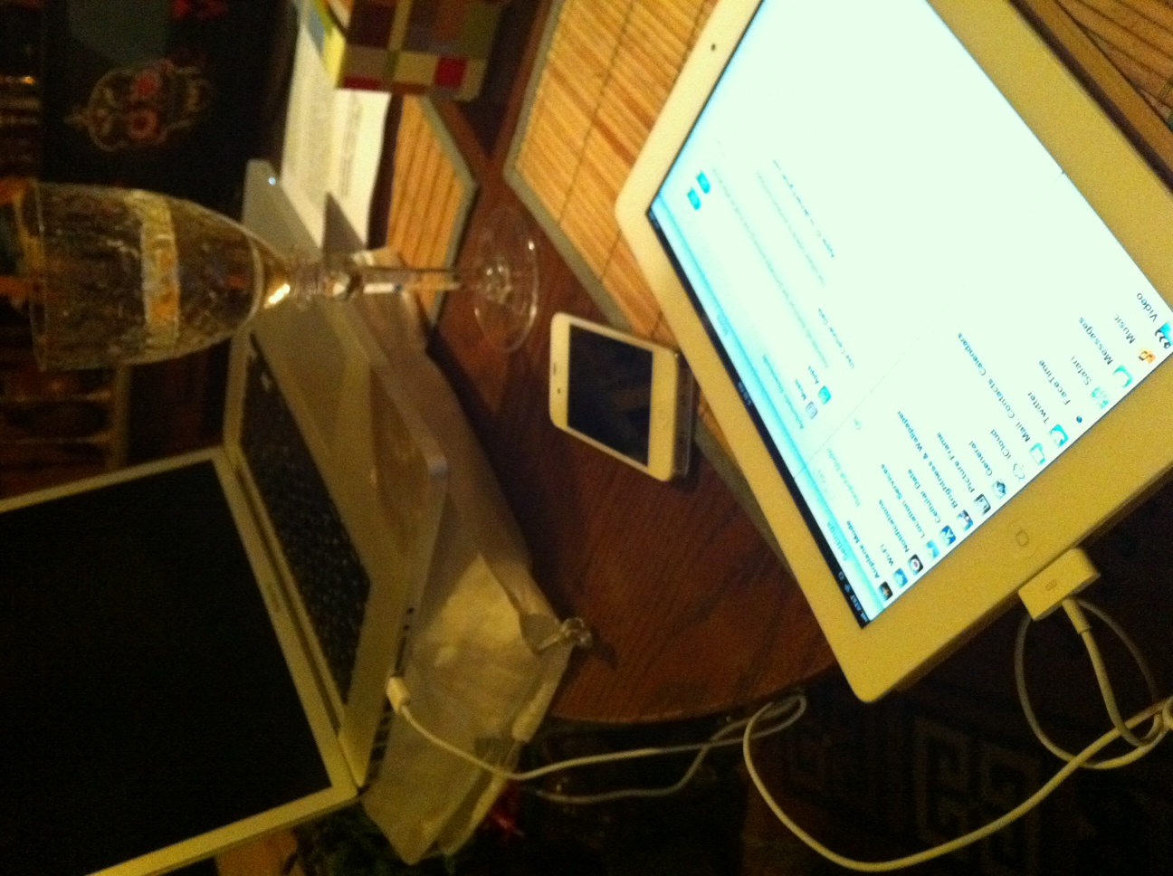 I'm a good little Apple servant; gearing up for #ixd12 in Dublin, of course I need an iPad!